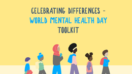 Celebrating differences: World Mental Health Day 2020 toolkit